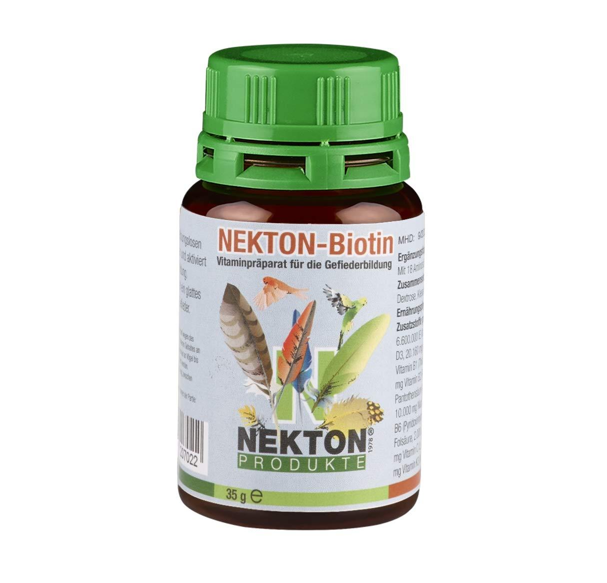 Nekton Labs BNK207035 Bio Feather Grow for Birds 1.23 oz