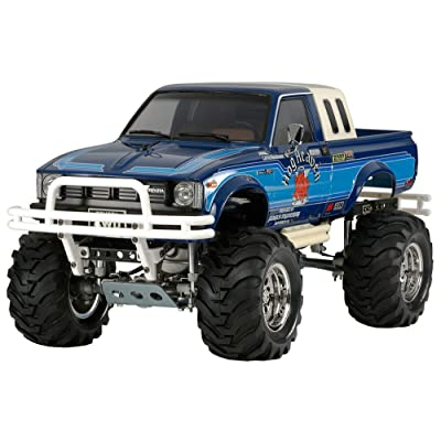 Tamiya 58519 Toyota Bruiser 4X4 Pick Up - 2012 Edition Vehicle: Toys & Games