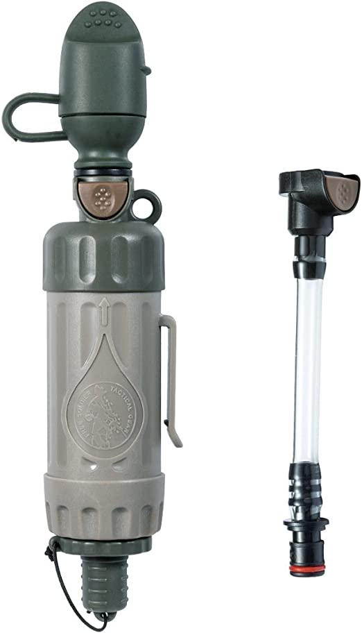 FREE SOLDIER Gratuit Soldier Portable purificateur deau Personnel ...