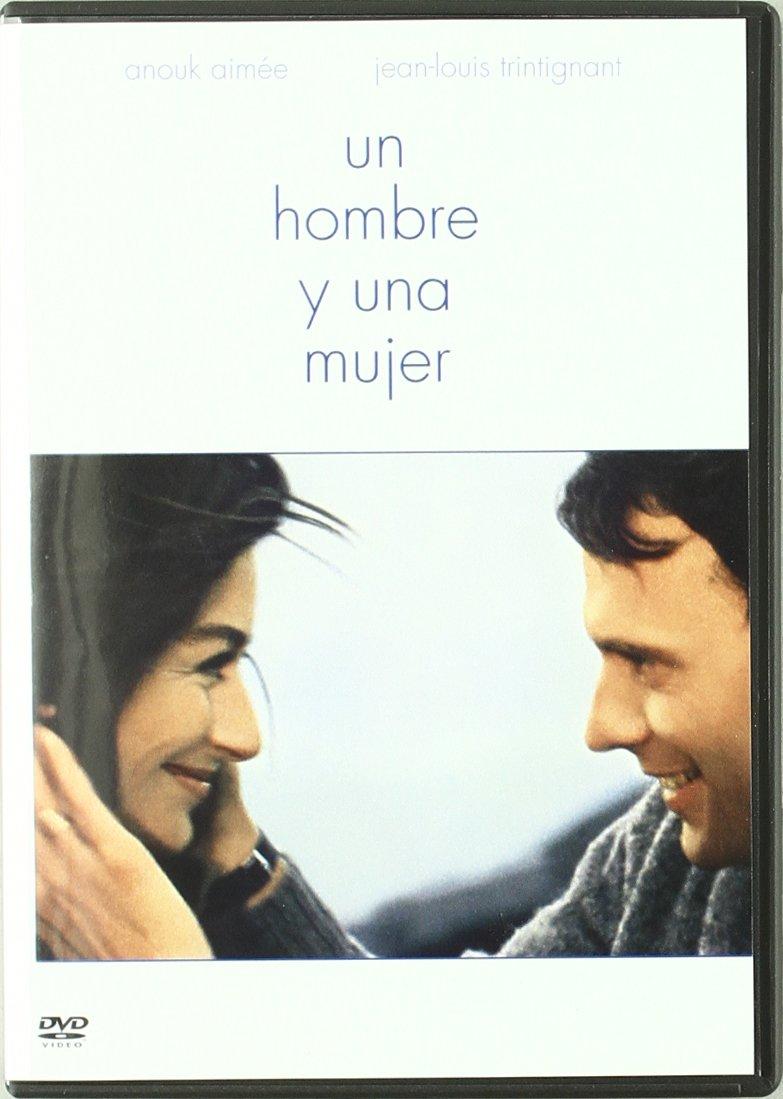 Un hombre y una mujer [DVD]