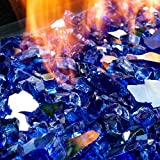 "Celestial Fire Glass High Luster, 1/2"" Reflective"