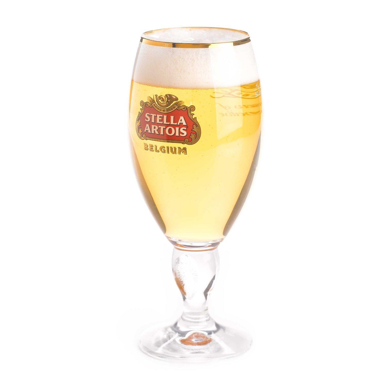 Stella Artois 50 Centiliter Glass Boelter