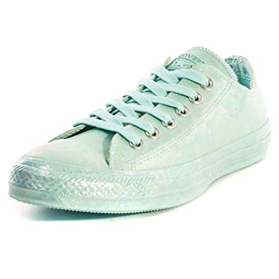 1edf6e203a1eaf Converse As Ox Motel Pool Womens Rubber Trainers Light Blue - 3 UK   Amazon.co.uk  Shoes   Bags