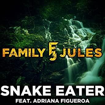 Snake Eater (feat  Adriana Figueroa) by FamilyJules on