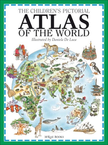 The Children's Pictorial Atlas of the World PDF