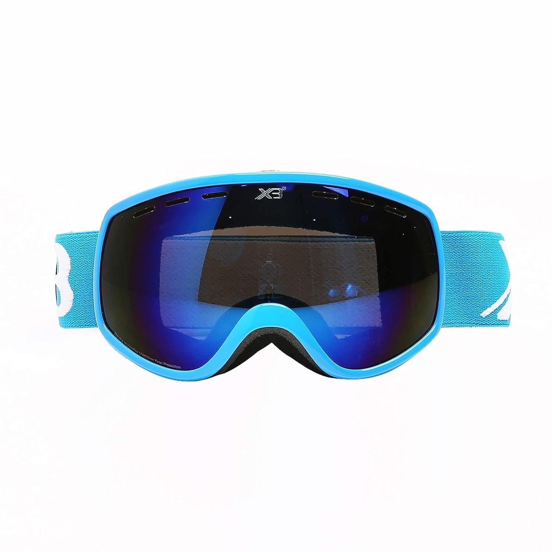Fahrradbrille Clear Skibrille Für Kinder Zweischichtige Anti Fog Und Uv Schutzbrillen Kinder