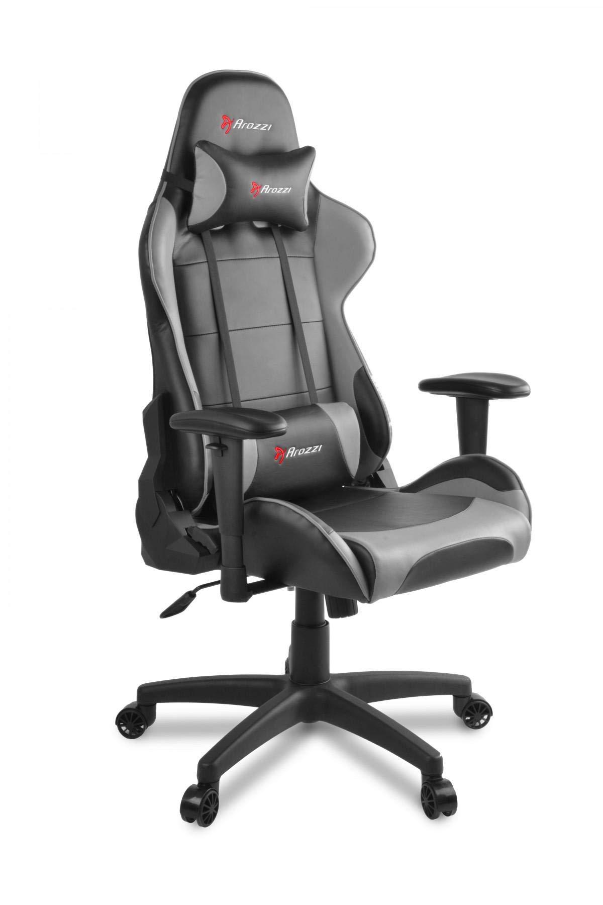 Strange Arozzi Verona V2 Computer Gaming Chair Grey Price In Uae Machost Co Dining Chair Design Ideas Machostcouk