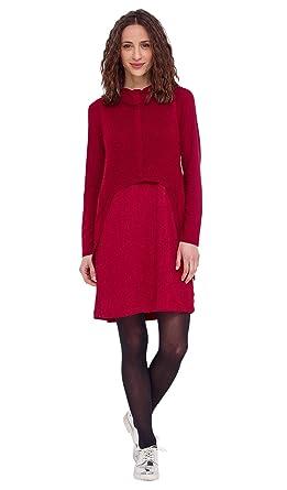 9a7a346e700c6 Mado et les Autres - Robe en maille, confortable IDENTITY - Femme - 5 -