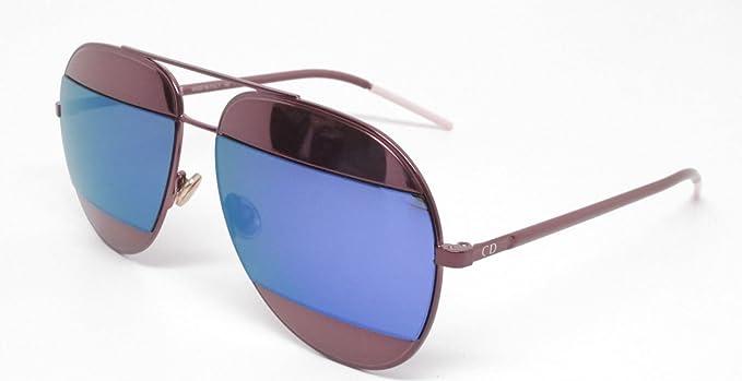 Amazon.com: Auténticas gafas de sol Christian Dior SPLIT 1 ...