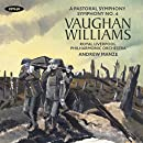 Vaughan Williams: A Pastoral Symphon Y, Symphony No.4
