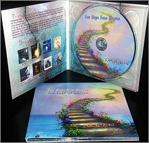 Two Steps From Heaven. The Best of New Age Classical Crossover /DIGIPAK New 2018 Release. 16 - Day Releases New On Christmas
