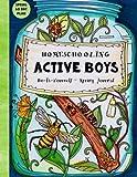 Homeschooling Active Boys - Do-It-Yourself - Spring Journal: 3 Month Curriculum Handbook  -  Library Based Homeschooling (Fun-Schooling with the Thinking Tree) (Volume 1)