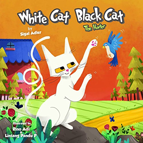 book-for-kidswhite-cat-black-cat-3-bedtime-story-beginner-reader-level-1-early-learning-valueschildr