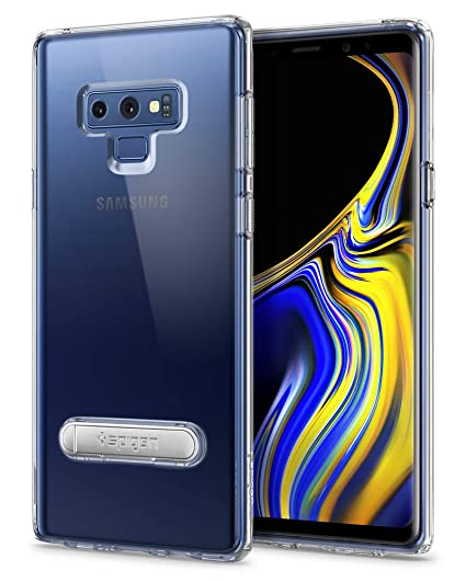 finest selection 180d5 11e06 Spigen Ultra Hybrid S Designed for Galaxy Note 9 Case (2018) - Crystal Clear