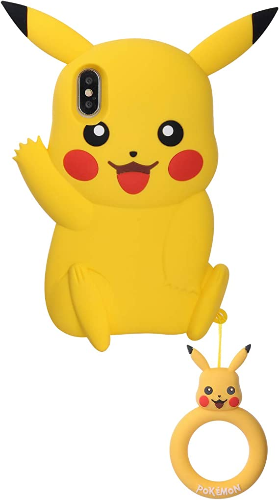Iph Pokemon May Weight Gain Cover Case