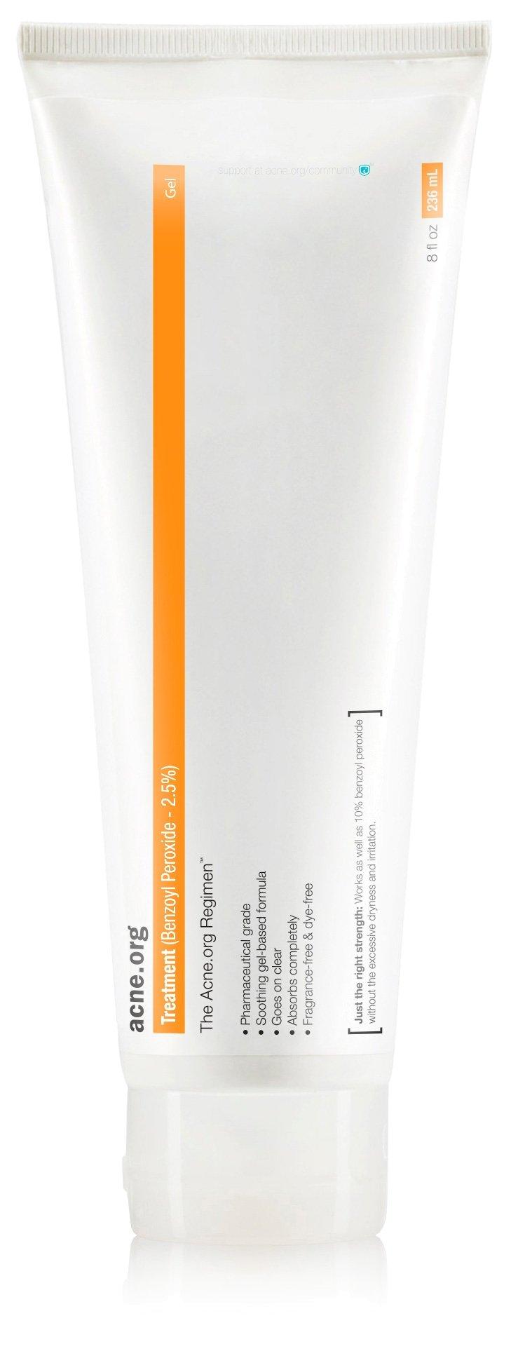 Acne.org 8 oz. Treatment (2.5% Benzoyl Peroxide) by Acne.org