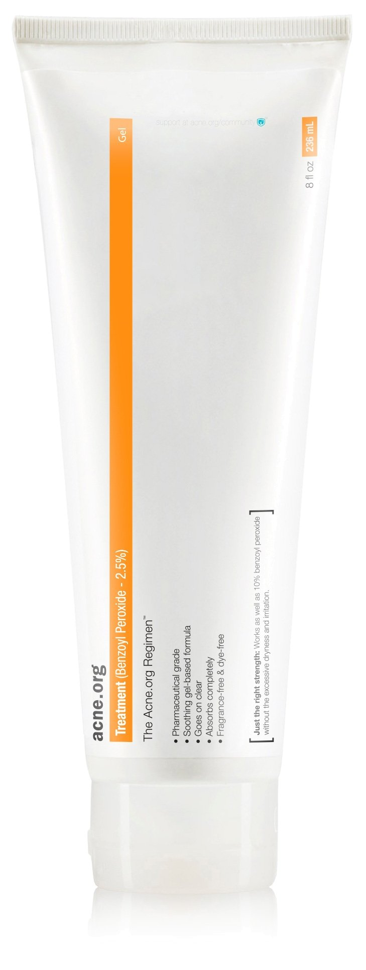Acne.org 8 oz. Treatment (2.5% Benzoyl Peroxide)
