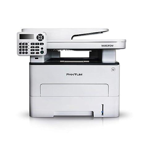 Amazon.com: Impresora multifunción Pantum 4 en 1, Laserjet ...