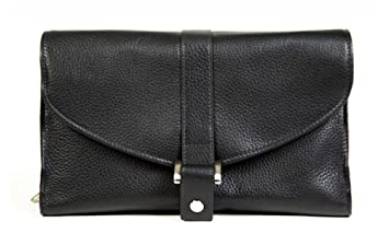 Amazon.com   Bosca Tribeca Leather Deluxe Hanging Toiletry Kit   Shaving  Sets   Beauty e6e3e12abd4ef