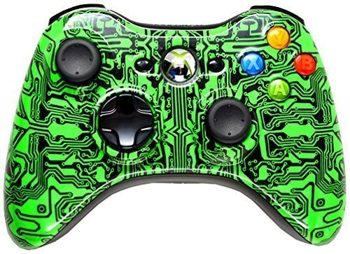 GREEN PACK A PUNCH 5000+ Modded Xbox 360 Controller, Works with all games Including COD Black Ops 3