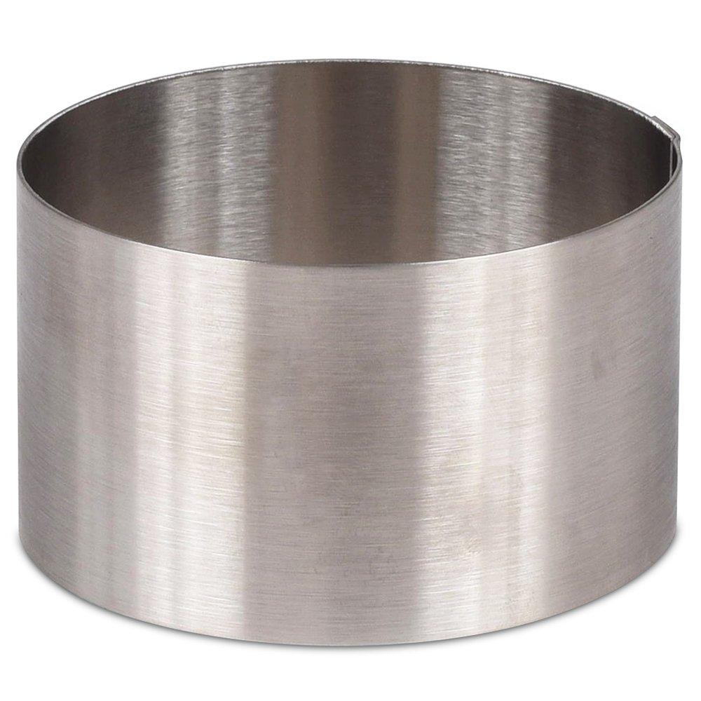 JB Prince Cake Ring 4 x 2 3/8 inch