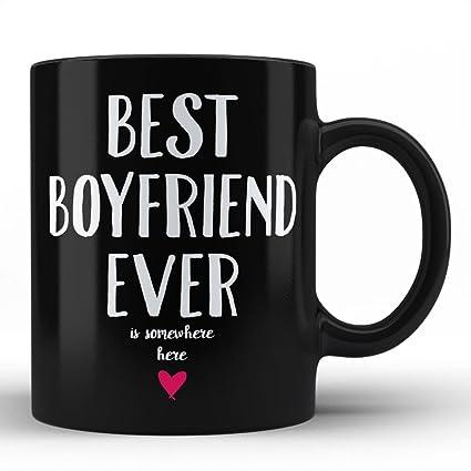 Amazon.com: Best Boyfriend Ever Mug - Best Boyfriend Ever Gifts for ...