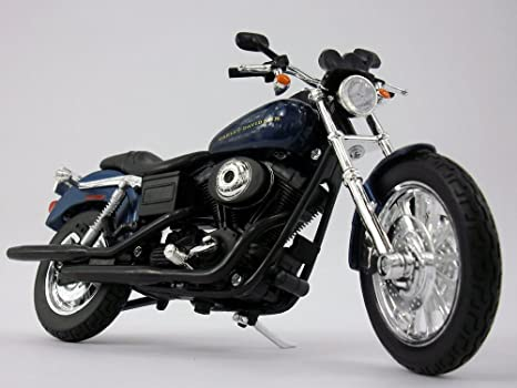 Wonderbaarlijk Amazon.com : DYNA Super Glide Sport Harley-Davidson Motorcycle HM-99