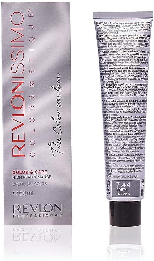 Revlon Revlonissimo High Performance Tinte Tono 7.44-60 ml