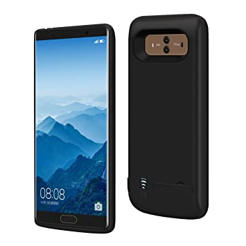Funda Batería Huawei Mate 10 Battery Case 6000mAh Power Bank Carcasa Cargador Battery Recargable Externa Funda Ultra Fin Power Bank Battery Pack ...
