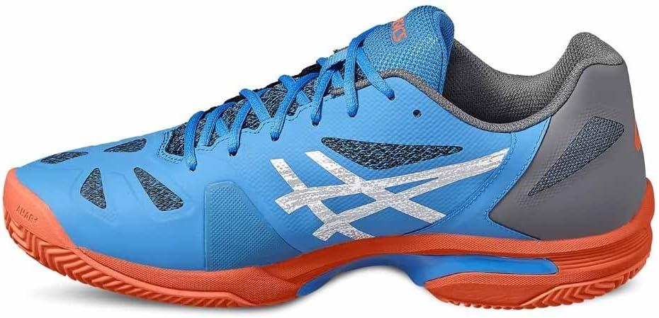 formación Susteen como resultado  Asics Gel Lima Padel Zapatillas - 49: Amazon.es: Zapatos y complementos
