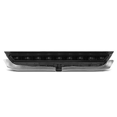DNA MOTORING 3BL-STC11-LED-BK-SM Full LED Third Brake Light Black/Smoked [for 11-16 Scion tC]: Automotive