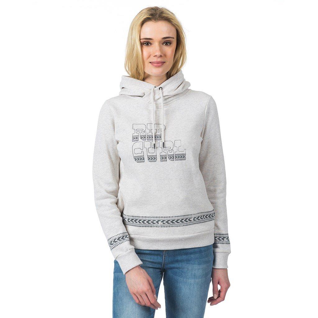 RIP CURL Women's Noralee Fleece Sweatshirt RIPAO|#Rip Curl GFEGX4