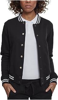 Urban Classics TB218 Damen Jacke Ladies 2-tone College Sweatjacket ... 4284adce30
