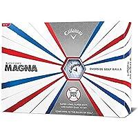Callaway Golf Supersoft Magna Golf Balls, (One Dozen)