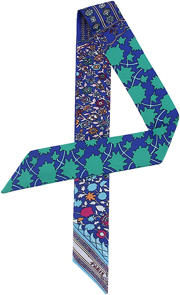 Silk Scarfs Ladies Ribbon...