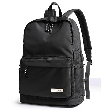 a08f92229a2 Amazon.com  ZZINNA School Backpack Bookbag Student Backpack Casual Daypack Travel  Backpacks with USB Charging Port  XINCADA.Bag