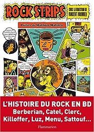 Rock Strips par Vincent Brunner