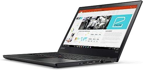 Lenovo ThinkPad T470 14 Pulgadas 1920 × 1080 Full HD Intel Core i5 ...