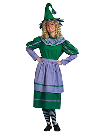 Peter Alan Inc - Costume Mates Wizard Of Oz - Munchkin Girl Adult Halloween Costume  sc 1 st  Amazon UK & Peter Alan Inc - Costume Mates Wizard Of Oz - Munchkin Girl Adult ...