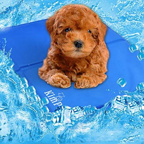 Cooling Mat Cooling Mat Mattress Dog Teddy Pet Cat Dogs Cooling Mat Cold Gel Soft Kitten Cushion Summer Keep Cool Bed Pad