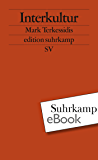 Interkultur (edition suhrkamp) (German Edition)
