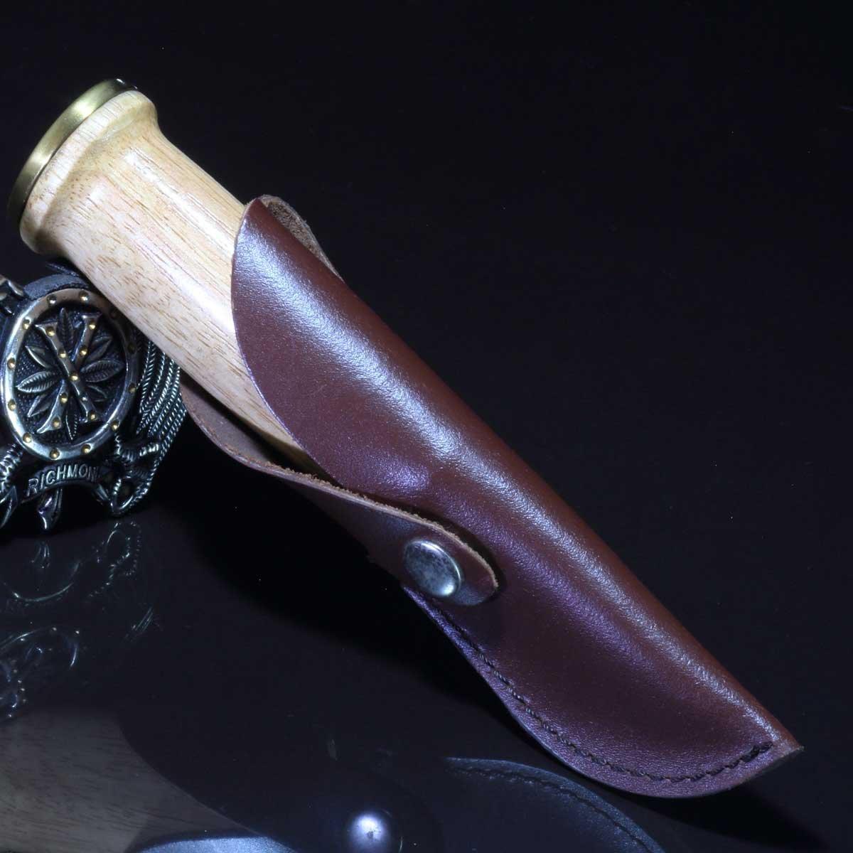 MT KANDAR JM-K17 • Cuchillo DE Hoja Fija para Caza ...