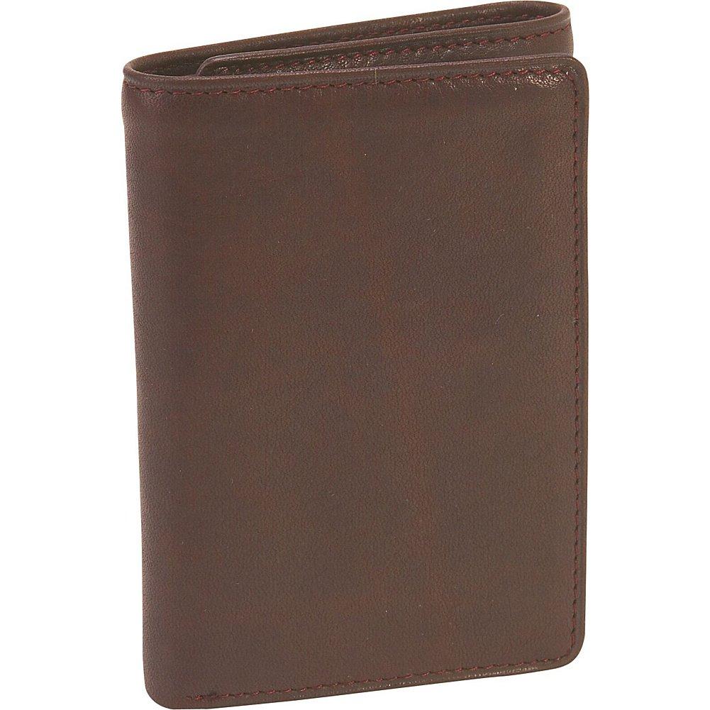 Brandy Osgoode Marley Cashmere ID Tri-Fold Wallet