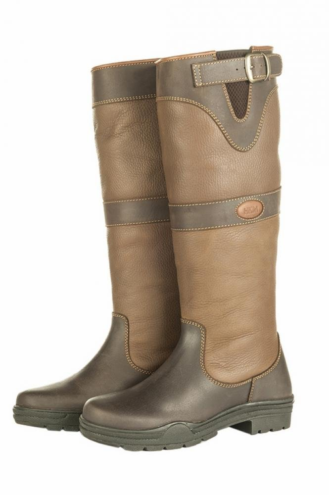 HKM Sports Equipment HKM Fashion Stiefel -Scotland Winter- Braun Braun Braun 41 7f757d