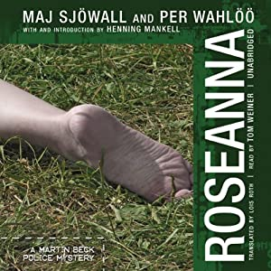Roseanna Audiobook
