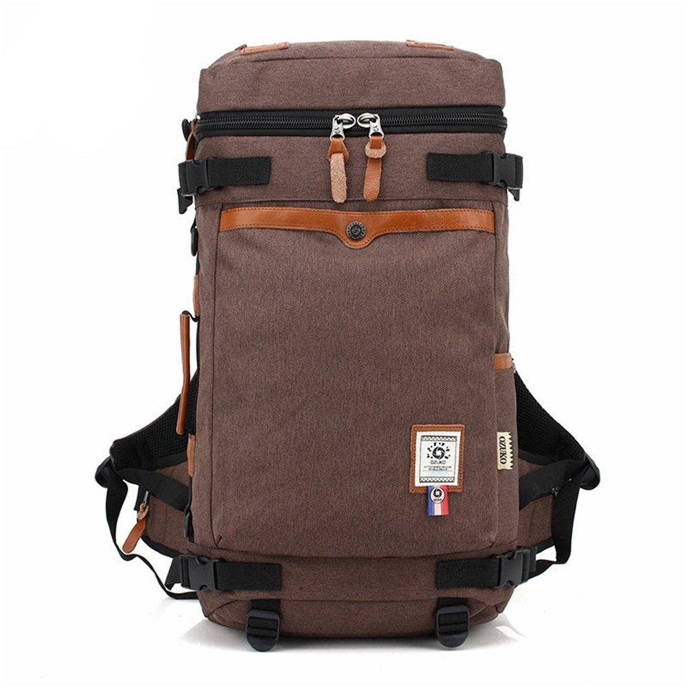 Männer Reisen Rucksack Casual Outdoor Wandern Wasserdichte Oxford Tuch Laptop Daypack Commerce Geschäftsreise