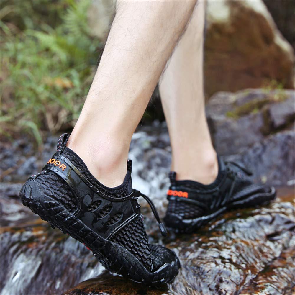 wyhweilong Men Water Shoes Barefoot/&Quick-Dry for Beach Surf Aqua//Climbing Sports
