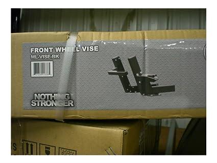Amazon com: NEW Motorcycle Lift Lifting Table Wheel Vise