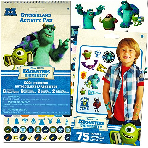 monsters inc party pack - 3