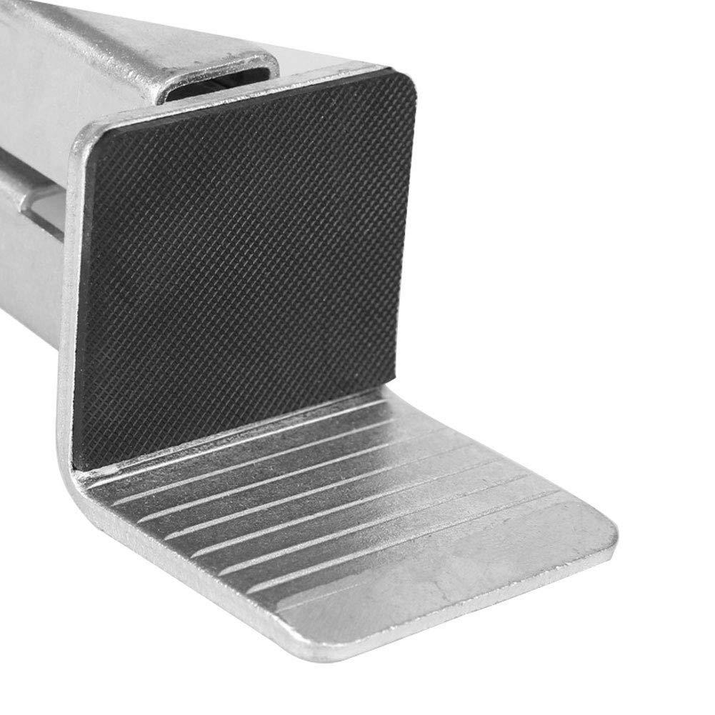 Ghair2 Paneles y tableros de Yeso Equipo de maquinaria para Levantar Puertas con Pedales de Herramientas de Bombeo para una f/ácil colocaci/ón y fijaci/ón de Puertas Antideslizante antipintura